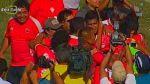 San Simón venció a Huaral y es el nuevo inquilino de la Primera División - Noticias de luis chizan