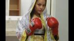 Linda Lecca perdió por nocaut técnico pelea por el título mundial OMB - Noticias de daniela bermudez