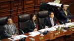 Congreso busca concluir legislatura con nombramientos en el TC y la defensoría - Noticias de carlos ramirez saldana