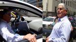"""López Meneses se fue en taxi: """"Nunca ando con seguridad"""" - Noticias de rudy jordan espejo"""