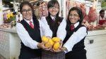 Escolares innovan con papaya arequipeña y ganan concurso Crea y Emprende - Noticias de pamela montes