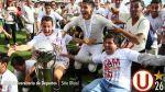 La 'U' convoca a sus hinchas para celebrar el título en el Monumental - Noticias de copa movistar 2013
