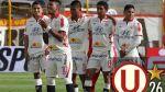 La 'U' de Ángel Comizzo demostró que los jóvenes sí ganan campeonatos - Noticias de partidos fecha 18 descentralizado 2013