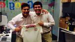 Hinchas de la 'U' compartieron con elcomercio.pe las fotos de su celebración - Noticias de copa movistar 2013