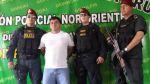 """Chiclayo: otro criminal de """"La Gran Familia"""" fue capturado por la Policía - Noticias de cesar miguel paz riojas"""