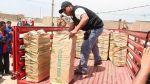 Chiclayo: media tonelada de pirotécnicos fue decomisada en Monsefú - Noticias de monsefu