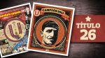 Reclama hoy gratis con El Comercio un póster en homenaje a la 'U' campeón 2013 - Noticias de fútbol nacional