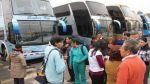Pasajes interprovinciales aumentan por la demanda en terminal de Fiori - Noticias de jaén