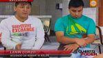 Enfrentan pedido de 15 años de prisión por supuestamente robar 10 soles - Noticias de lennin corzo