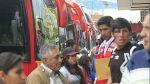 Empresas de transporte no respetan el descanso de sus choferes - Noticias de juan leon almenara