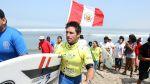 Balance polideportivo 2013: 'Piccolo' Clemente y su título mundial de longboard - Noticias de surf profesional asp