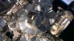 Astronautas de EEI continuarán reparación en la víspera de Navidad - Noticias de rick mastracchio