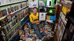Coleccionista poseedor de 10.607 videojuegos entró al récord Guinness - Noticias de michael thomasson