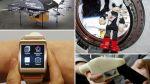 El 2013 fue el año de los drones, las impresoras 3D y la tecnología para llevar puesta - Noticias de andy rubin