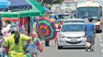 La salida a las playas del sur se complica por ambulantes y obras inconclusas - Noticias de alvaro anicama