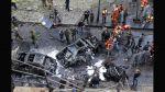 Líbano: atentado con coche bomba contra político antisirio deja al menos seis muertos [FOTOS] - Noticias de mohamed shatah