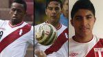 El 2013 para selecciones peruanas: más fracasos en mayores y tibios avances en menores - Noticias de edgar teixeira