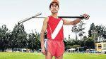 El atleta que corta el césped para representar al Perú - Noticias de katherine rivera