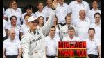Michael Schumacher se accidentó esquiando y su vida corre peligro - Noticias de gerard saillant