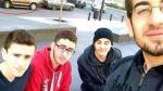 Este es el 'selfie' más trágico del año - Noticias de mohammad al chaar