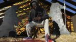 EE.UU.: nacimiento exhibe a un Trayvon Martin sangrante - Noticias de george zimmerman