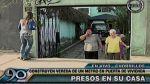 Chorrillos: familia no puede salir de su casa por vereda construida por municipio - Noticias de magdalena mifflin