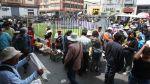Parte del Cercado de Arequipa fue tomado por ambulantes a horas de recibir el 2014 [FOTOS] - Noticias de mark webber