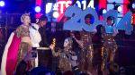 Año Nuevo en Times Square: Miley Cyrus, Blondie y Macklemore armaron la fiesta en Nueva York [FOTOS] - Noticias de icona pop