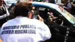 Otro crimen en Trujillo: sicarios asesinaron a un hombre y una adolescente - Noticias de crimen pasional