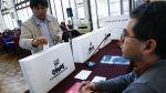 Hasta ahora 12 alcaldes distritales quieren lanzarse a la reelección - Noticias de ofelia ormeno ugarte