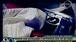 Nuevo feminicidio en Lima: mujer fue estrangulada en su casa en SMP - Noticias de jerusalén