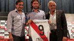Fernando Cavenaghi regresó a River Plate ilusionado por su tercera etapa - Noticias de sudamericano sub 17 argentina