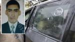 Asalto en Trujillo: policía sacrificó su vida para salvar a hermano del alcalde - Noticias de alexander pretell cabrera