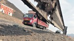 Panamericana Sur: falta de guardavías y señales pone en riesgo a vehículos - Noticias de andres lino