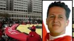 Michael Schumacher sigue en estado crítico pero estable, según su agente - Noticias de gerard saillant
