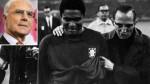 """Franz Beckenbauer sobre Eusébio: """"Murió mi amigo, uno de los más grandes futbolistas"""" - Noticias de christoph metzelder"""