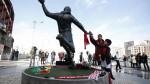 Eusébio será enterrado mañana en Lisboa cerca del estadio del Benfica - Noticias de portugal anibal cavaco silva