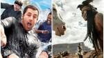 """""""El llanero solitario"""" lidera nominaciones a peor filme 2013 - Noticias de dennis dugan"""