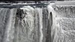 Cataratas del Niágara se congelan por frío polar [FOTOS] - Noticias de cataratas del niagara