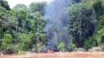 Madre de Dios: destruyen artefactos mineros en Tambopata - Noticias de