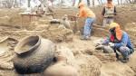 Descubren 35 tumbas de la cultura Lambayeque en proyecto Olmos - Noticias de cultura lambayeque