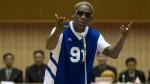 Rodman ofrece disculpas por comentarios sobre misionero - Noticias de kenneth bae