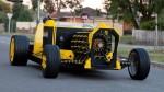 VIDEO: Hot Rod de tamaño real hecho solo con LEGO alcanza los 32 km/h - Noticias de raul oaida