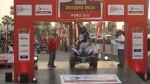 Se dio la partida en el podio inaugural del Desafío Inca - Noticias de kike hernandez