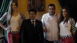El piloto Richard Palomino recibió homenaje en el Congreso - Noticias de ronmel palomino