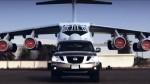 VIDEO: Nissan Patrol jala avión de 170 toneladas - Noticias de récord guiness
