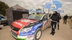 Fuchs inicia su participación en el rally Centenario en Argentina - Noticias de andres lino