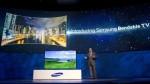 Samsung presentó TV con pantalla flexible: ¿Para qué sirven? - Noticias de martin garner