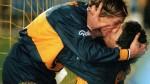 El día en que Caniggia y Maradona se dieron un beso polémico - Noticias de claudio paul caniggia