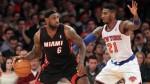 NBA: Los Heat de LeBron James cayeron 102-92 ante los Knicks - Noticias de mario chalmers